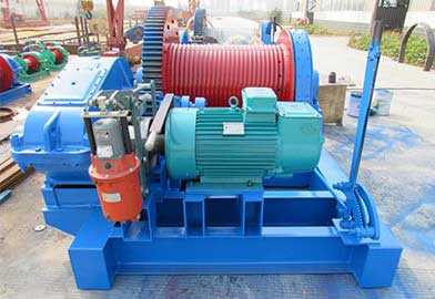 Electric Winch of DJCRANES