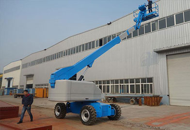 GTBZ Series Telescopic Boom Lift of DJCRANES