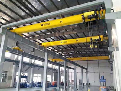 HD Series Electric Hoist European Crane