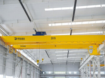 QDX Series Double Girder European Bridge Crane