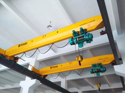 LD Series Single Girder Electric Hoist Overhead Crane