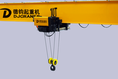 ND European Electric Hoist of DJCRANES