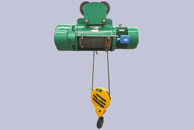 CD Type 0.5-32 ton Single Speed Wire Rope Electric Hoist of DJCRANE