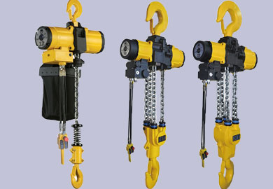Air Hoist | Pneumatic Hoist | Air Chain Hoist of DJCRANES