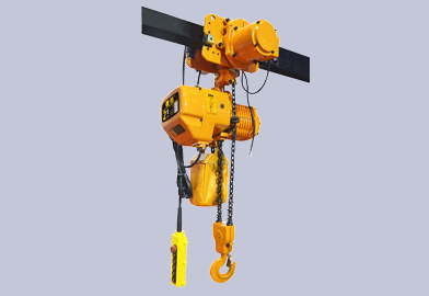 Electric Chain Hoist of DJCRANE
