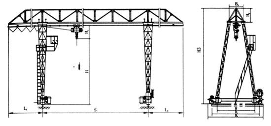 truss-type-single-girder-overhead-crane-drawing.jpg