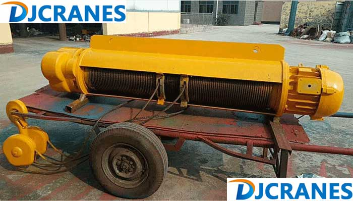 Large Lifting Weight Electric Wire Rope Hoist.jpg